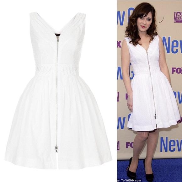 Topshop Dresses & Skirts - Kate Moss TOPSHOP dress cotton dobby sundress 4